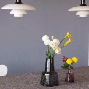 Holmegaard flora vase。