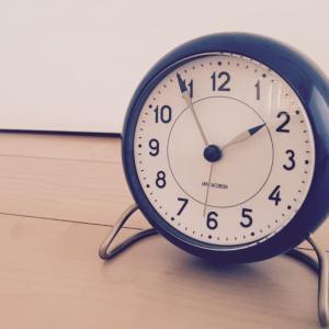 こどもの目覚まし時計。