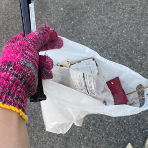 ゴミ拾いを通じて自分のコンディションを知る。「〜べき」でやるとこうなる!
