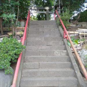 階段をのぼる日々