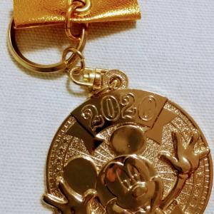 2020年 金メダル