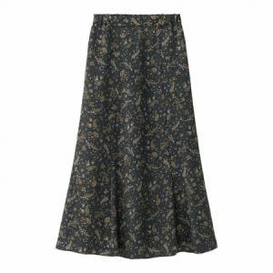 ワードローブ見直し中にGUでスカートを購入
