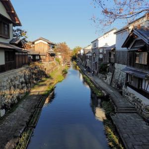 滋賀県・近江八幡を歩く