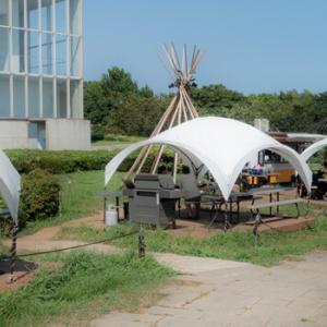 バーベキュー・キャンプに行きたい!