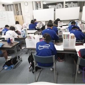 多賀城の学習塾StudyGym10月15日より期末試験対策始めます。