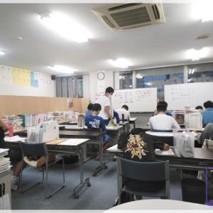 StudyGym中3受験対策コースの土曜・祝日は6時間授業を実施しています。