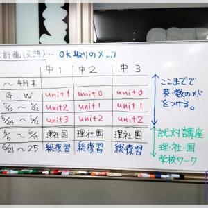 中学生の新カリキュラム、英語は予想を上回る大変さです。