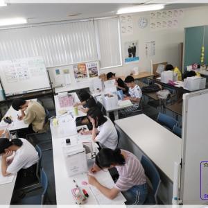 多賀城の学習塾 進学教室StudyGymお盆明け開始しました。
