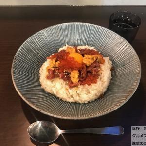 生肉ユッケ丼!「秋葉原 肉寿司」でランチメニュー(いくら・うに)・ご飯大盛り!
