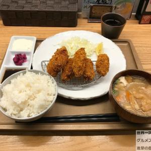 カキフライ食べ放題!末広町「おむすびのGABA 秋葉原店」で牡蠣フライメニュー・ご飯大盛り!