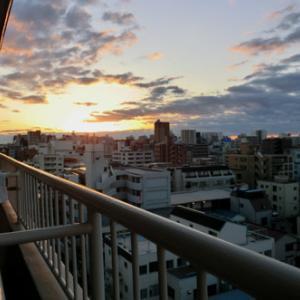 平成「初の」初日の出〜♪
