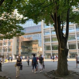 ④帰国子女の次男、慶應のオープンキャンパスに行く。