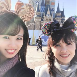 Mとの東京珍道中 ⑪ TDLが夢の国って言うのんが、わかった(≧▽≦)♥♥