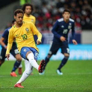 天敵ネイマールの活躍によって、強豪ブラジルに3失点敗戦。日本とは何だったのか?