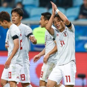 """本気""""のウルグアイを相手に2-2の引き分け!! 日本さん、勝ち点1を獲得"""