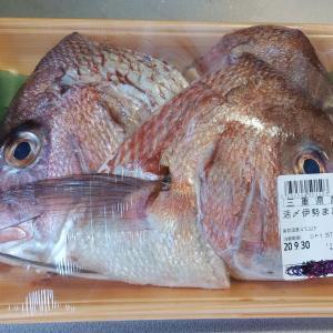 ズボラごはん🍴炊飯器で、鯛のかぶと煮🐠