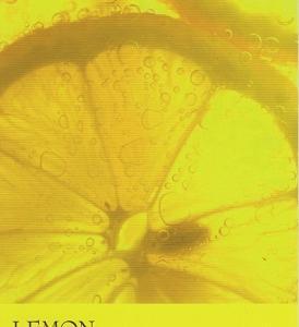 12/16~12/22のカラーカード:「レモン」