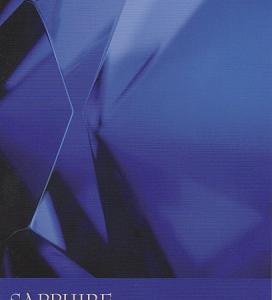 8/23~8/29のカラーカード:「サファイア」