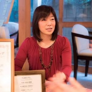 11/14の新宿ハート♡マルシェ出店者紹介♪未来ビジョンリーディングのふじいあきこ先生
