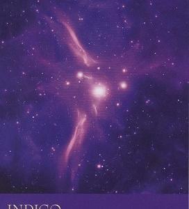 1/6~1/12のカラーカード:「インディゴ/藍色」