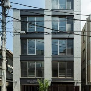 LEGALAND WASEDA 新宿区早稲田鶴巻町に建つペット相談可デザイナーズマンション!