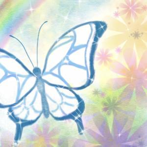 サナギから蝶へ