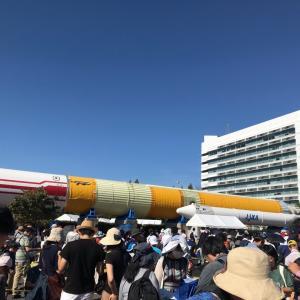 【宇宙】JAXA特別公開で宇宙工学への憧れが増した5歳児