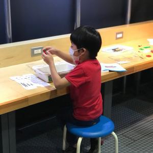 【家庭学習】科学館で1日遊びたおしました!社会も理科も学べてお勧め♪