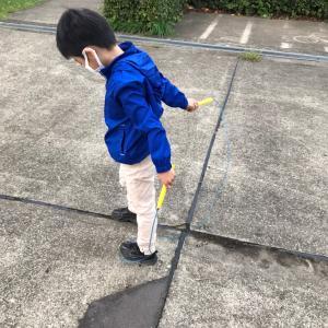 【非認知能力】平日の朝でも6時前から縄跳び練習!息子の気持ちに寄り添いたい!