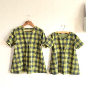 「子供服って、小さくて可愛い!」~生徒さんの作品~