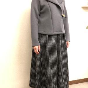 「既製品みたいなジャケット」~生徒さんの作品~