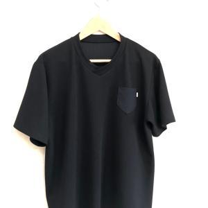 VネックTシャツ(メンズ服)