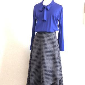 「暖かいスカート」〜生徒さんの作品〜