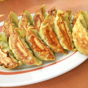 【外食でベジ】幸楽苑のベジタブル餃子がおいしい!