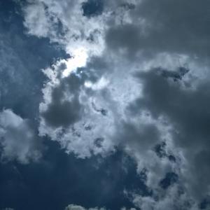 今日の空  【Nostalgia】浜田麻里 ヲ聴きながら、リール眺めよう