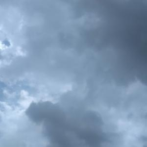 今日の空  【ボブレノン】20世紀少年  あの日のハネモノ