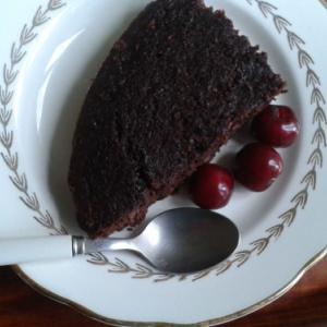 ビーツのケーキ