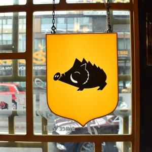 タンペレに行ったらぜひ! ~猪肉とクラフトビールのレストラン