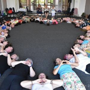 オーストラリアで笑いヨガ!その5:改めて、笑いヨガは平和のツールである。