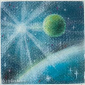 宇宙アート