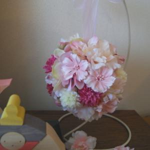 1dayレッスン「桜色のポマンダー」のご案内