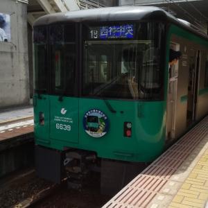 神戸市営地下鉄/2020年度オリックス選手バナー