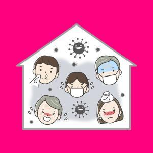 実は「新型コロナ」の感染経路は、圧倒的に家庭内感染が多い