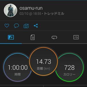 最近のポイント練習、今日の5kmTT