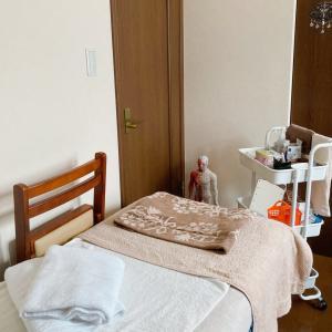 美容鍼練習部屋