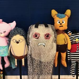 今夏の人形劇公演・中止になりました