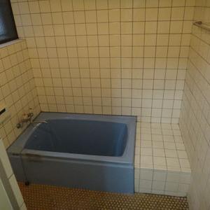 漏れがなかった浴室