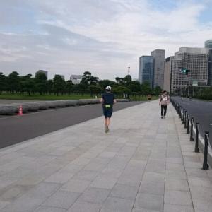 大阪マラソンまで1週間