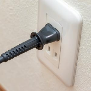 家電のコードは知らぬ間にねじれる パート2
