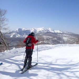 2020-2021シーズン初スキー